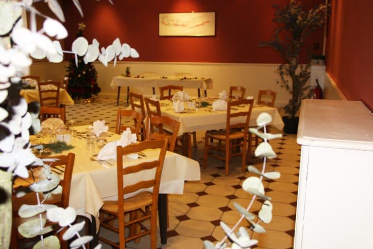 Aux vendanges de Bourgogne hotel restaurant Paray le Monial - salle de récetpion seminaire