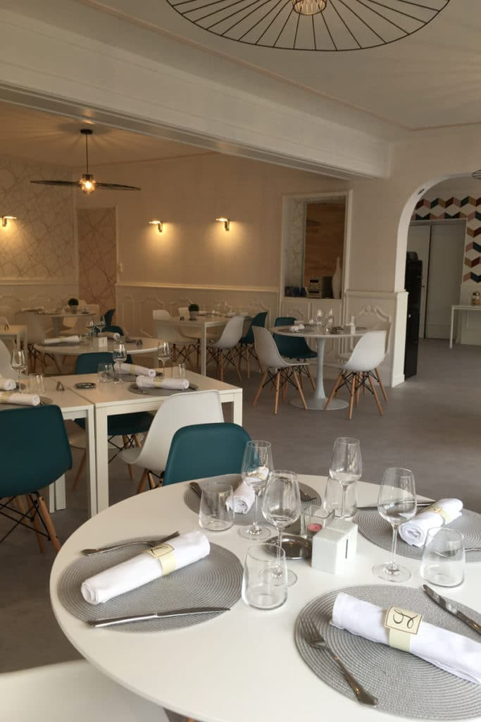 Restaurant Aux vendanges de Bourgogne hotel restaurant Paray le Monial Menu (1)