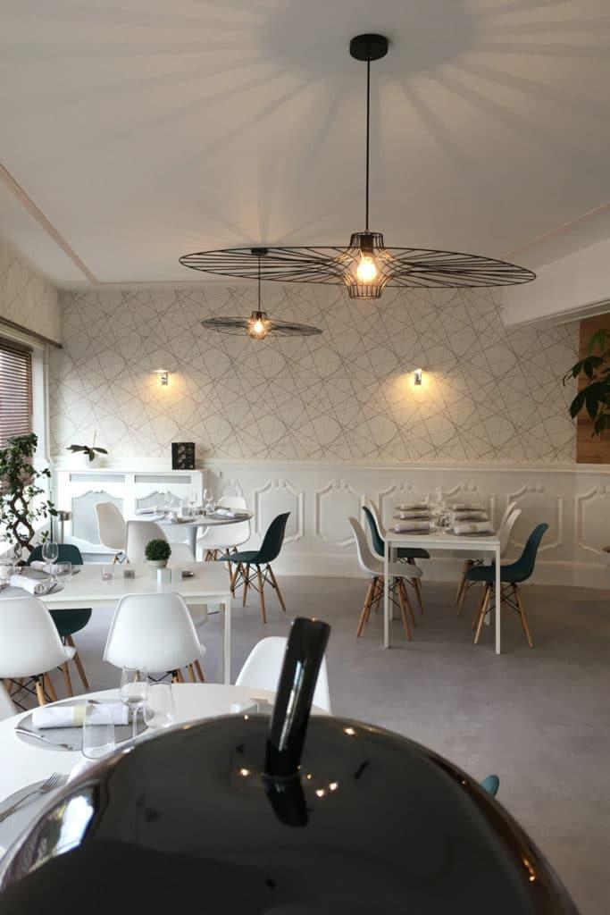Restaurant Aux vendanges de Bourgogne hotel restaurant Paray le Monial Menu (3)