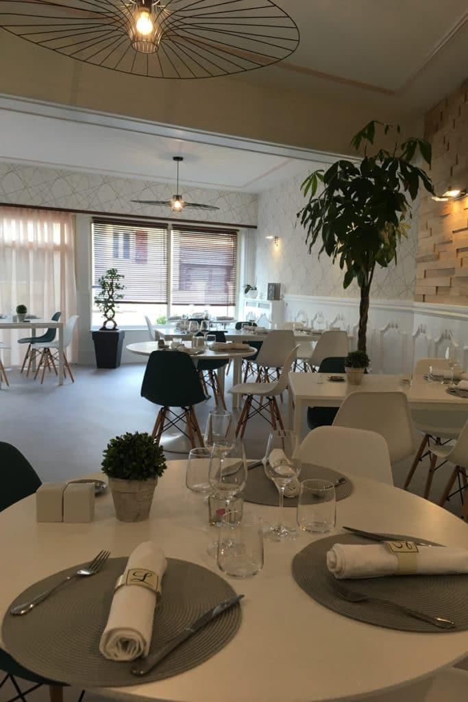 Restaurant Aux vendanges de Bourgogne hotel restaurant Paray le Monial Menu (4)