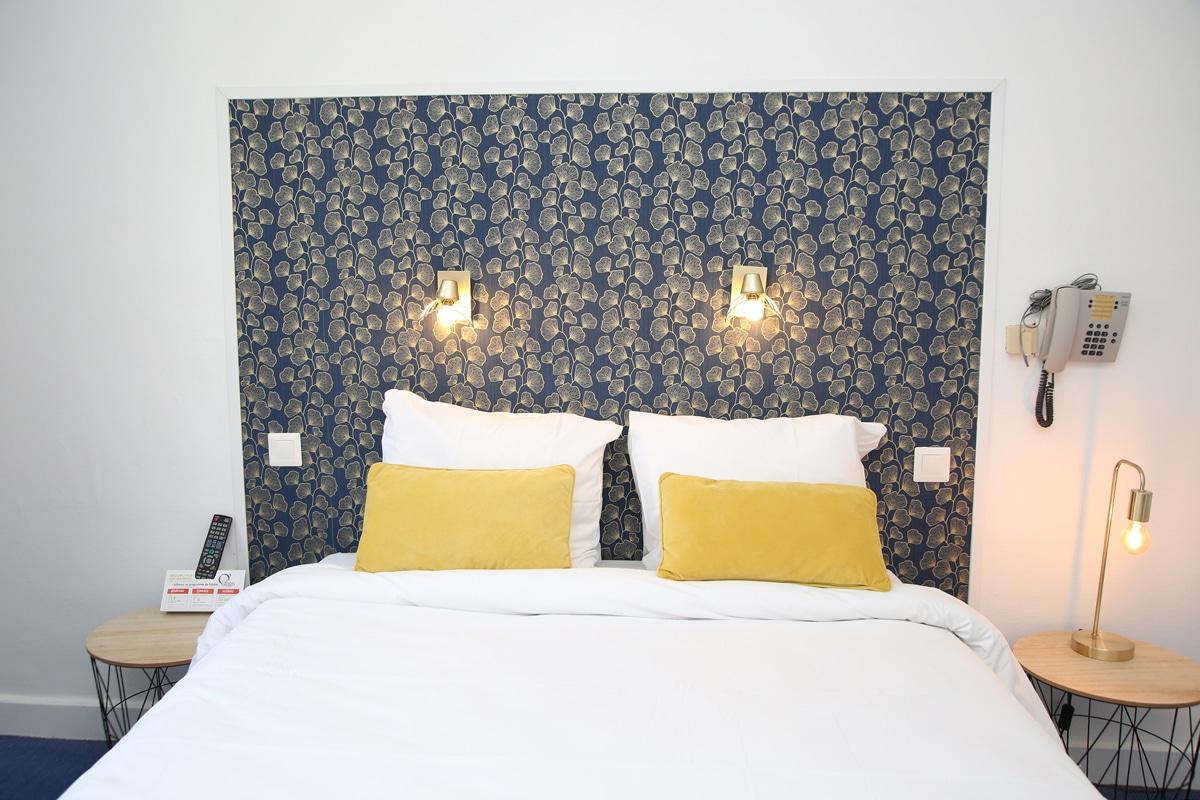 Hotel Restaurant Aux Vendanges de Bourgogne Paray le Monial Saone et Loire Bourgogne - chambre - 11