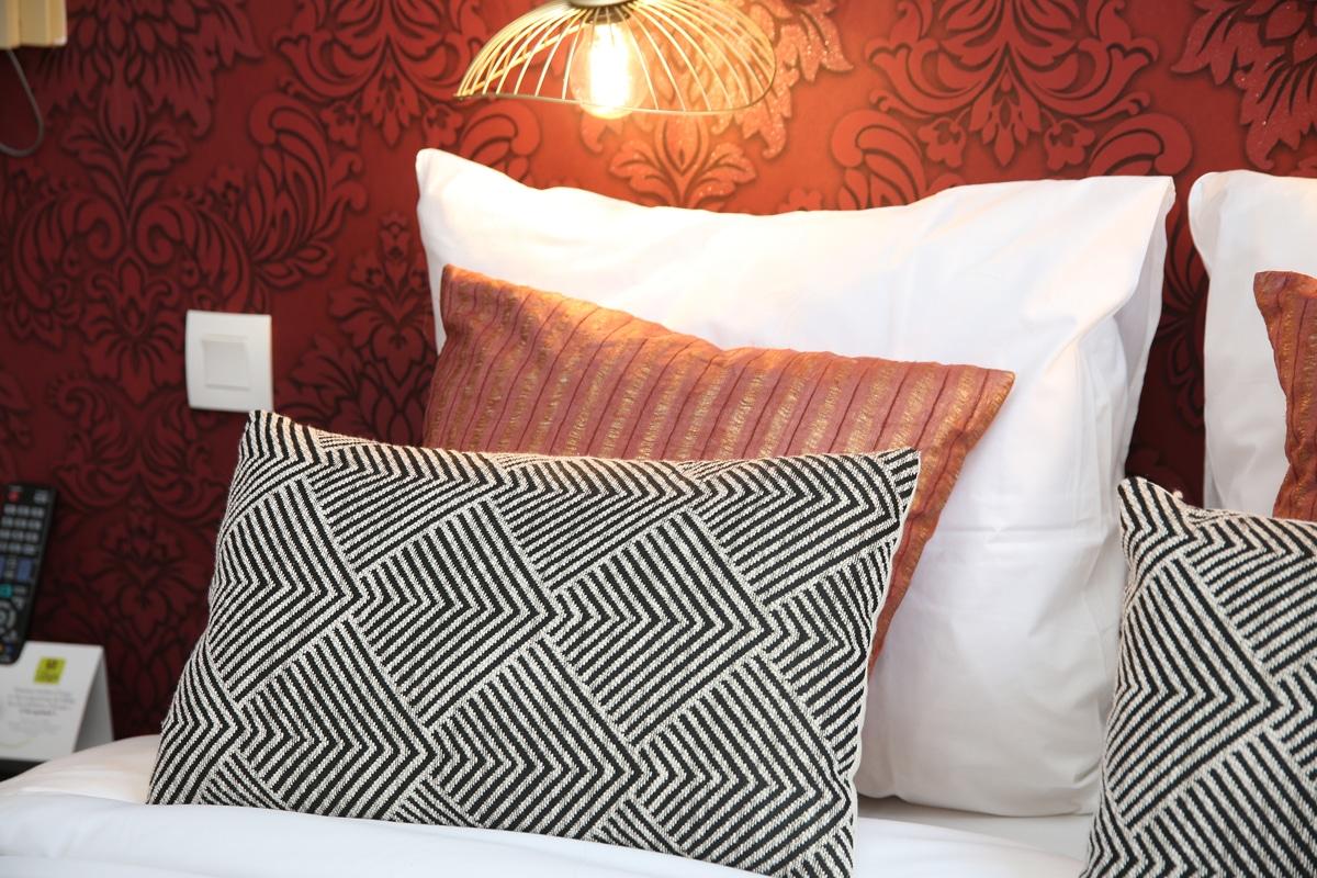 Hotel Restaurant Aux Vendanges de Bourgogne Paray le Monial Saone et Loire Bourgogne - chambre - 14
