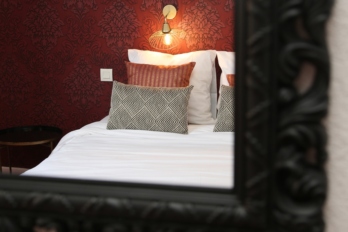 Hotel Restaurant Aux Vendanges de Bourgogne Paray le Monial Saone et Loire Bourgogne - chambre - 16