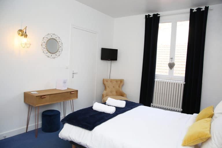 Hotel Restaurant Aux Vendanges de Bourgogne Paray le Monial Saone et Loire Bourgogne - chambre - 2