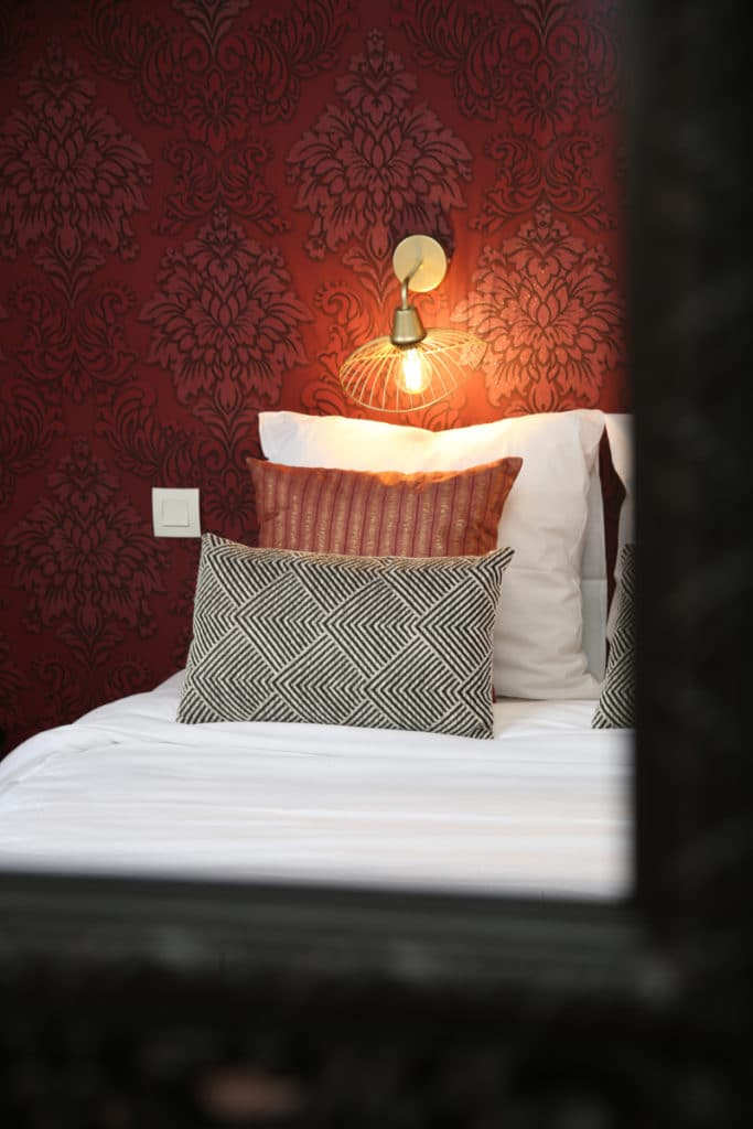 Hotel Restaurant Aux Vendanges de Bourgogne Paray le Monial Saone et Loire Bourgogne - chambre - 4