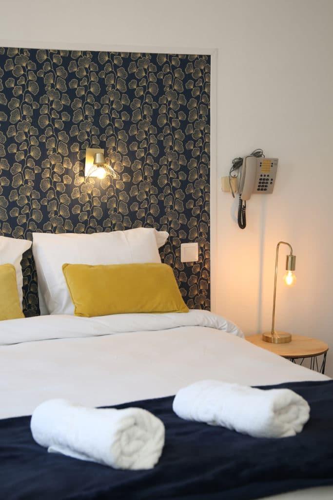 Hotel Restaurant Aux Vendanges de Bourgogne Paray le Monial Saone et Loire Bourgogne - chambre - 7