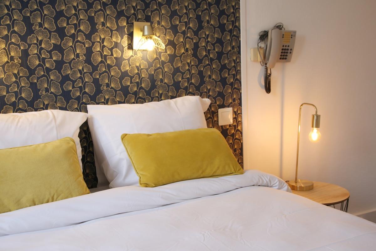 Hotel Restaurant Aux Vendanges de Bourgogne Paray le Monial Saone et Loire Bourgogne - chambre - 8