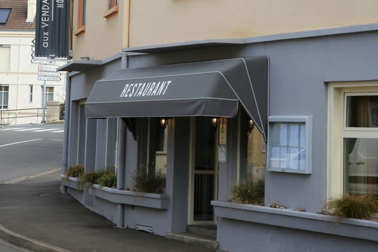 Hotel Restaurant Aux Vendanges de Bourgogne Paray le Monial Saone et Loire Bourgogne - restaurant -1