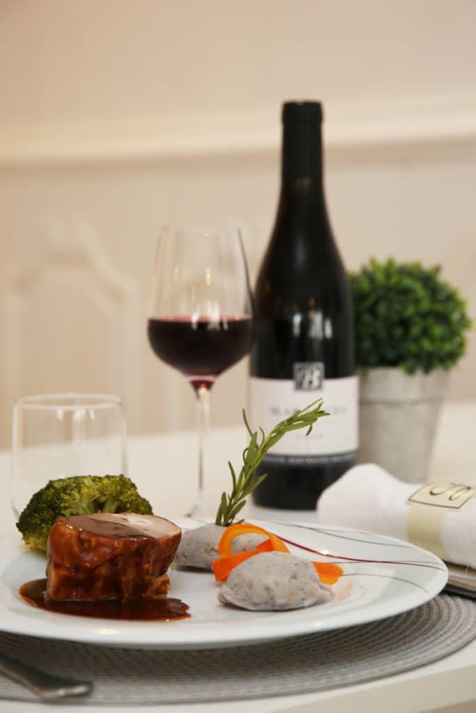Hotel Restaurant Aux Vendanges de Bourgogne Paray le Monial Saone et Loire Bourgogne - restaurant -11