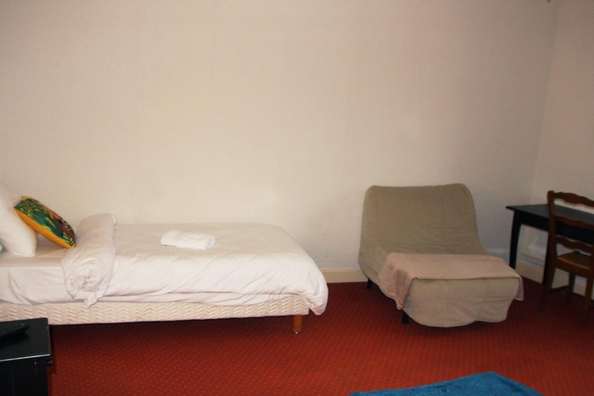 Aux vendanges de Bourgogne hotel restaurant Paray le Monial - chambre 22