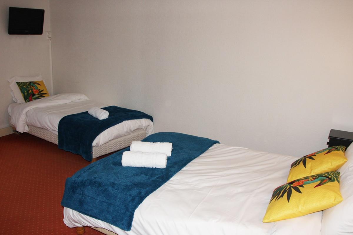 Aux vendanges de Bourgogne hotel restaurant Paray le Monial - chambre 23