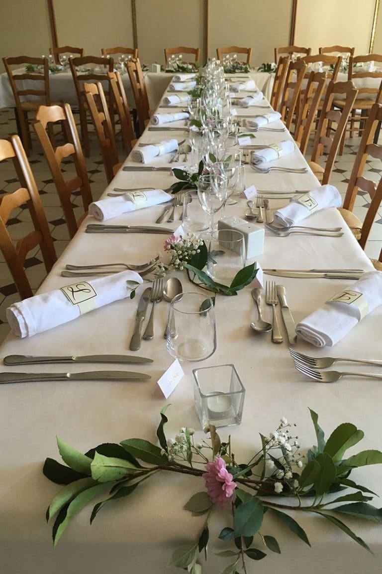 Salle de reception Hotel Restaurant Aux Vendanges de Bourgogne Paray le Monial Saone et Loire Bourgogne – 211
