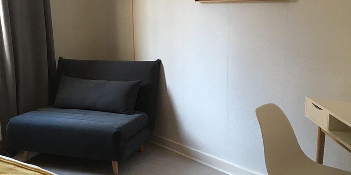 Hotel Restaurant Aux Vendanges de Bourgogne Paray le Monial Saone et Loire Bourgogne – chambre triple (1)
