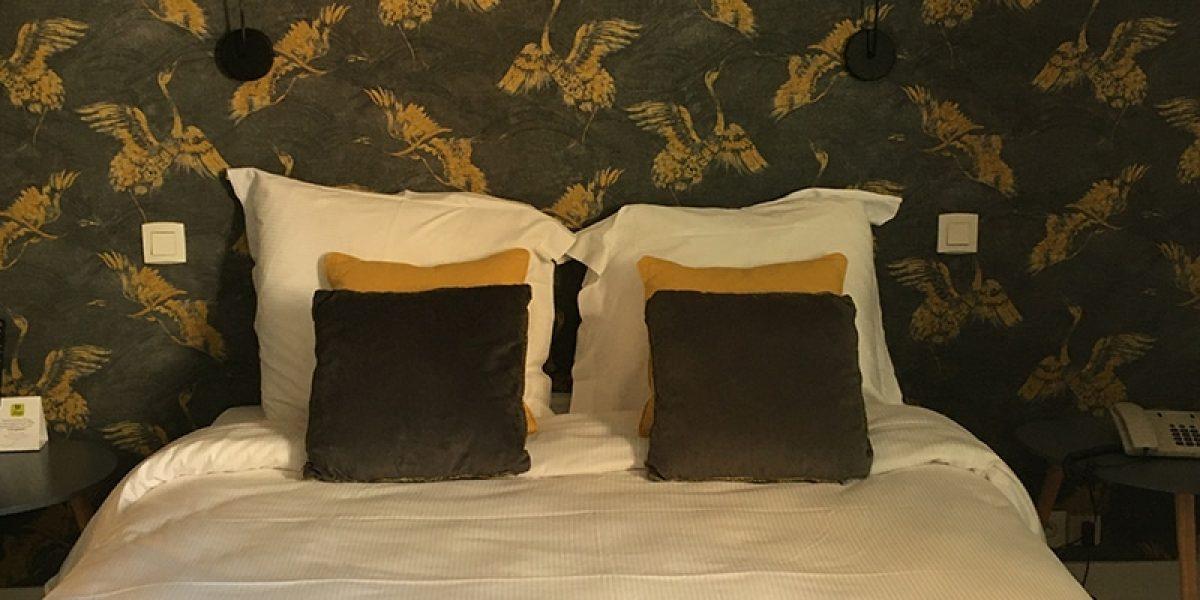 Hotel Restaurant Aux Vendanges de Bourgogne Paray le Monial Saone et Loire Bourgogne – chambre triple (3)