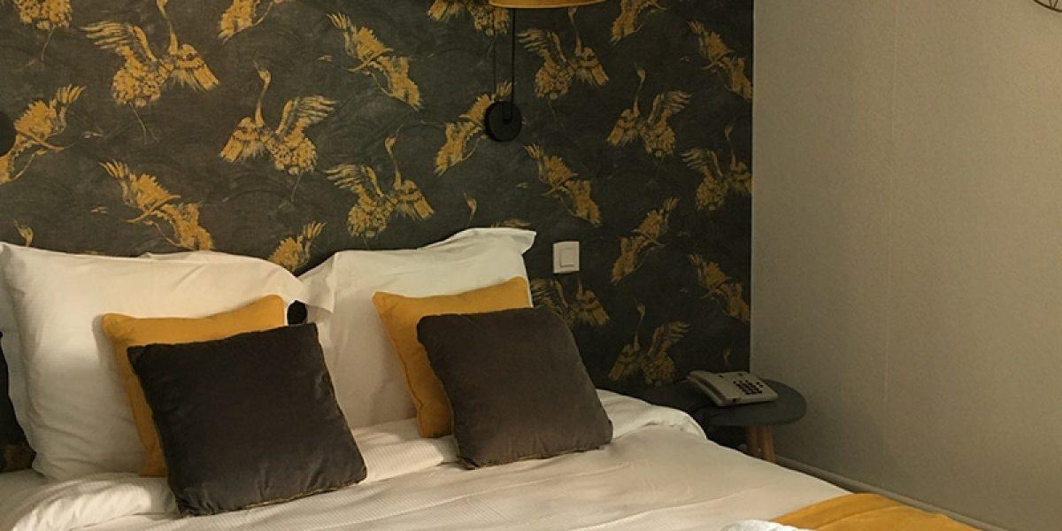 Hotel Restaurant Aux Vendanges de Bourgogne Paray le Monial Saone et Loire Bourgogne – chambre triple (4)